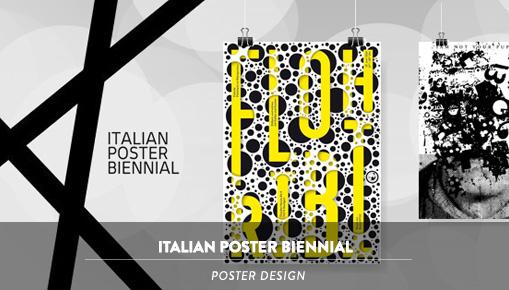 Italian Poster Biennial 2015 - Poster Design