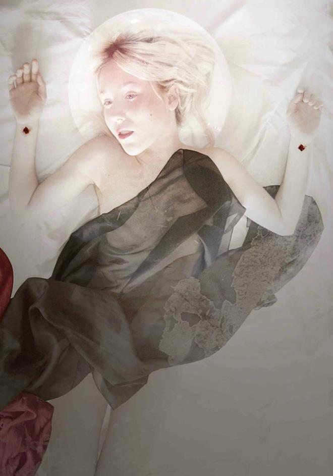 Dorian Rex - Resurrezione, 70x100 - fotomanipolazione