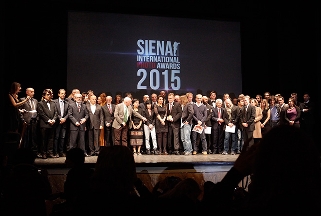 Il gran finale del Siena International Photography Awards 2015