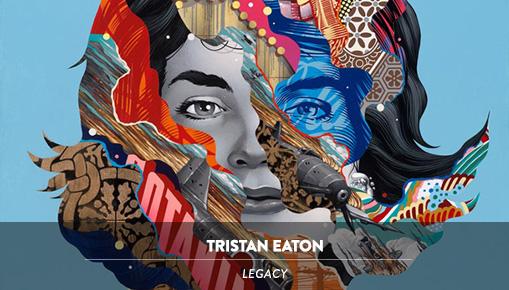 Tristan Eaton - Legacy