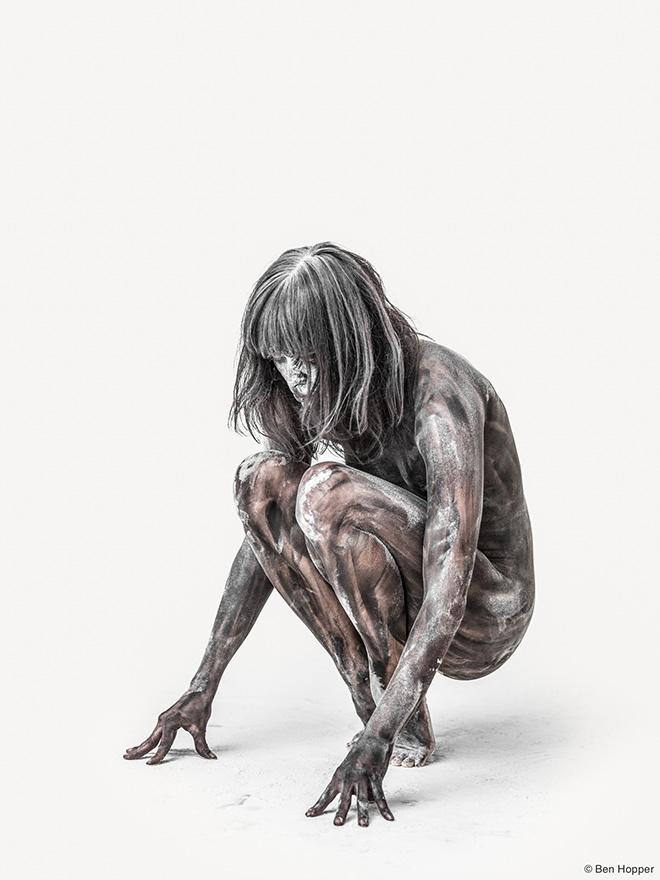 Ben Hopper - Transfiguration, Alejandra Baño
