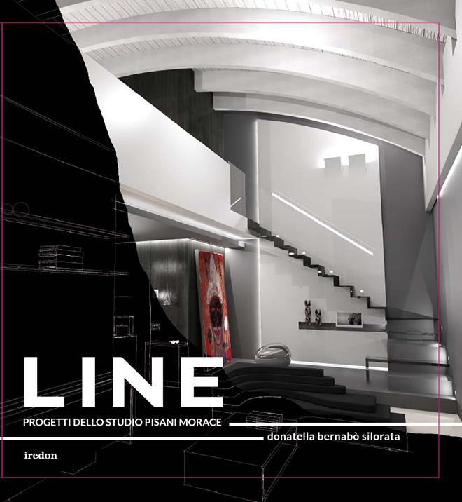 LINE (Copertina) - Progetti dello Studio Pisani Morace