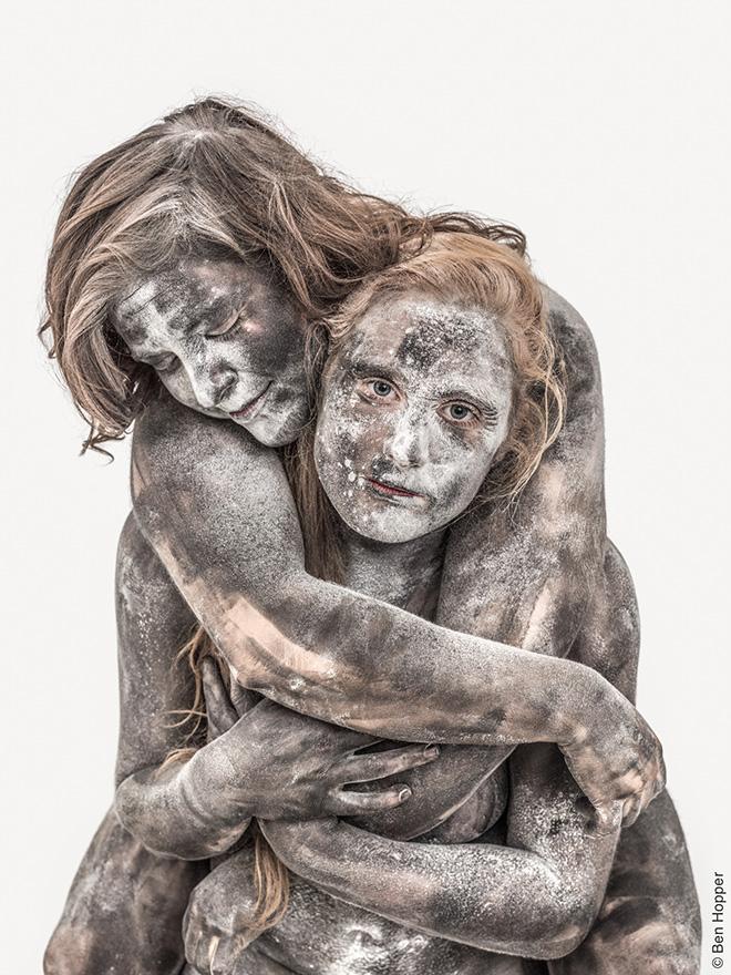 Ben Hopper - Transfiguration, Garance Hubert-Samson, Lucie Roux