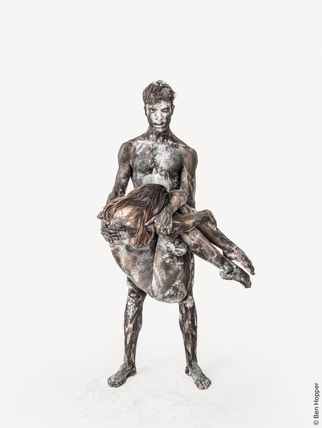 Ben Hopper - Transfiguration, Yammel Rodriguez, Luca Chiarva