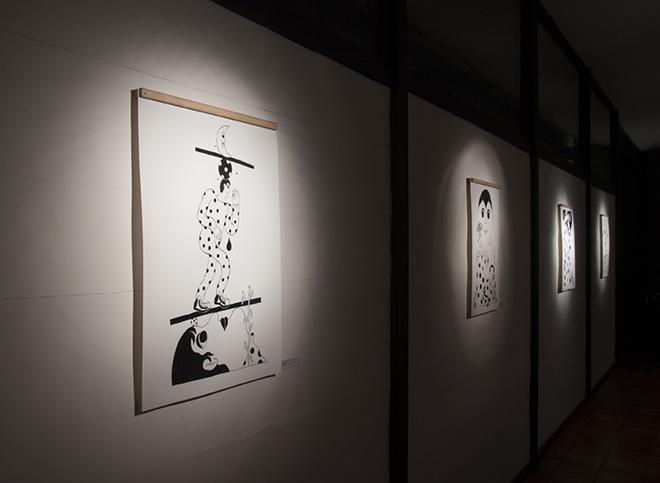 AGGLOMERATI – Geometric Bang & Crisa Art Exhibition