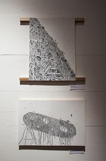 AGGLOMERATI - Geometric Bang & Crisa Art Exhibition
