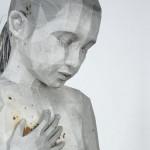 Ann Hoi – Paper sculptures