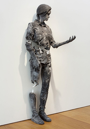 Daniel Arsham - Fictional Archeology at Galerie Perrotin Hong Kong , 2015
