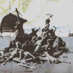 Banksy – Non solo street art a Calais