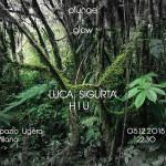 Plunge – Glow, Luca Sigurtà + H!U live