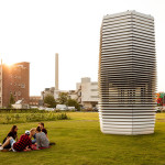 Daan Roosegaarde – The smog free project