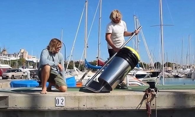 The Seabin Project - Ripulire gli oceani