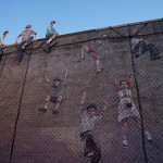 Ernest Zacharevic + Martha Cooper – Replay, New York