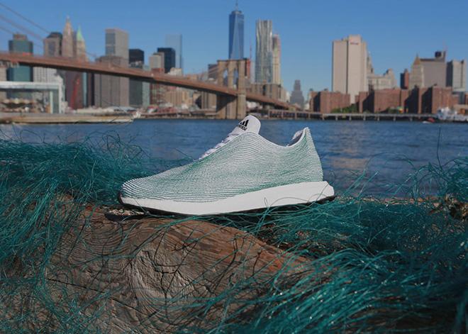 Adidas - Nuovi modelli di scarpe ecosostenibili