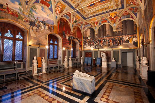 Museo Civico di Siena - Sala Risorgimento