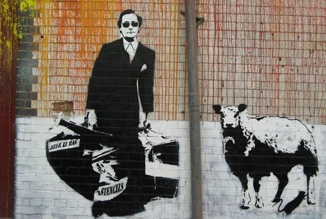 Blek le Rat – Propaganda, mostra a Milano