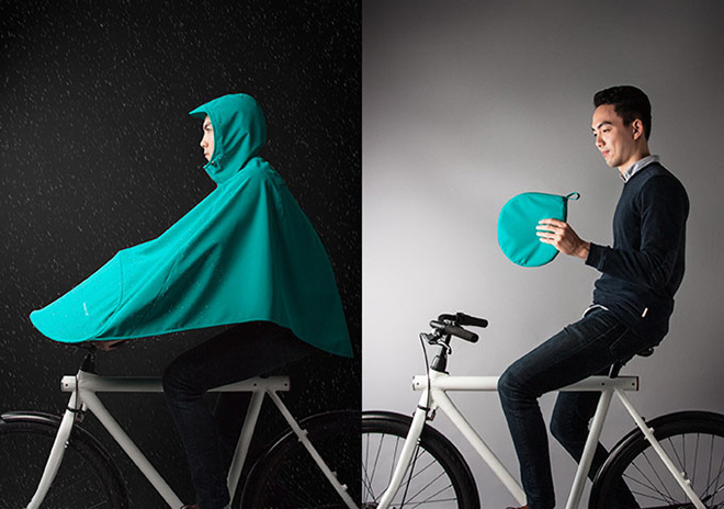 Boncho – The Bike Poncho