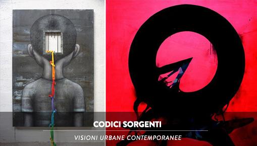 Codici Sorgenti - Visioni urbane contemporanee