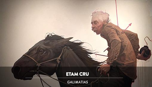 ETAM CRU (Sainer & Bezt) - Galimatias