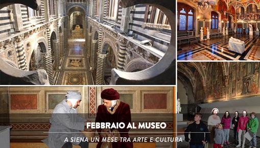 Febbraio al museo - Siena, un mese tra arte e cultura