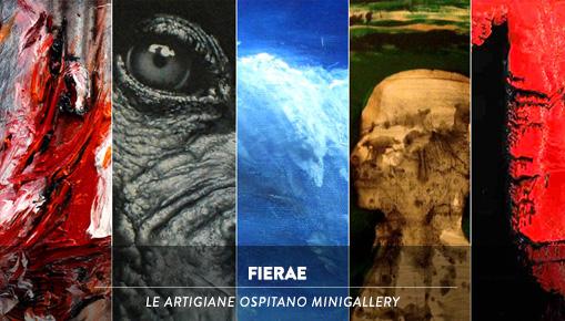 FIERAE - Le Artigiane ospitano la MINIGALLERY di Assisi