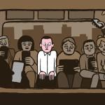 Jean Jullien – Technology addiction