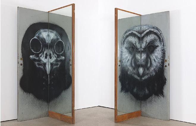 ROA (BE) - Owl, 2014