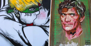 Street Art in Roma - Documentary