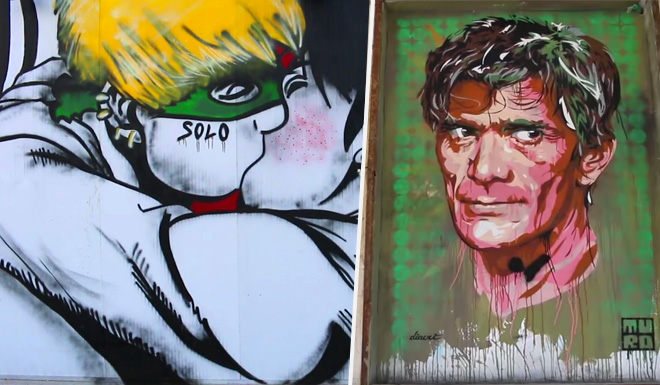 Street Art in Roma – Documentary