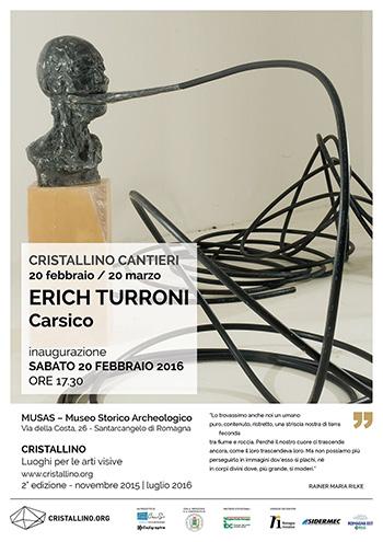 Cristallino Cantieri - Erich Turroni - Carsico