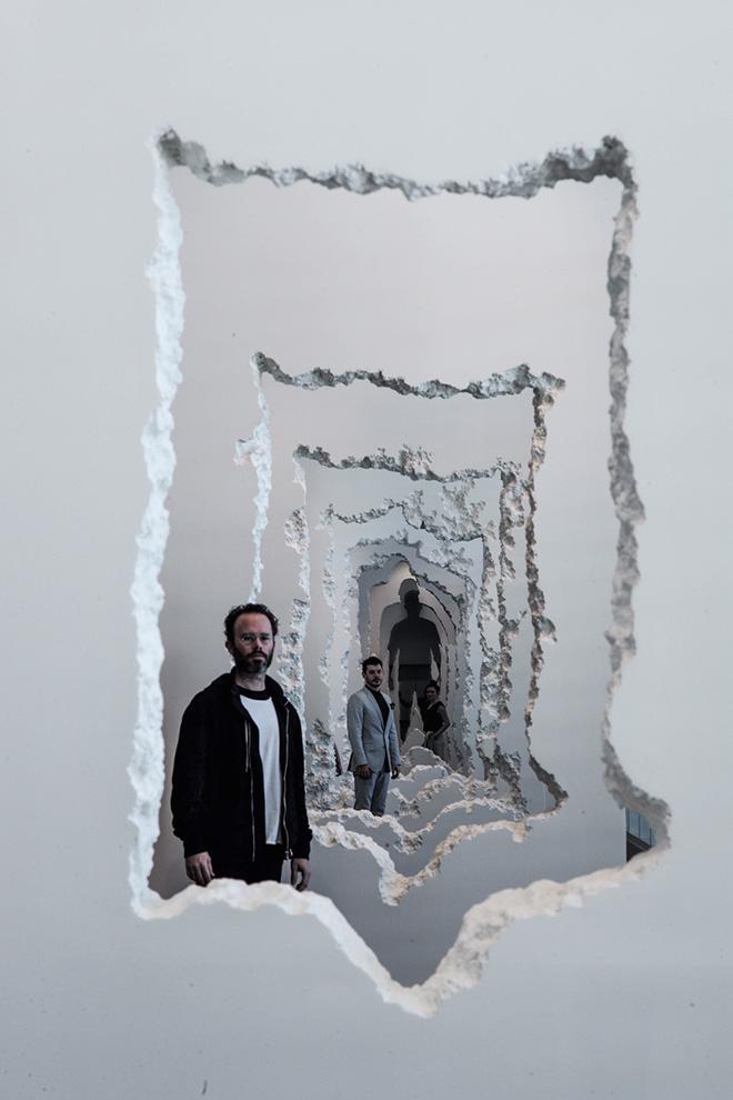 Daniel Arsham - Wall Excavation