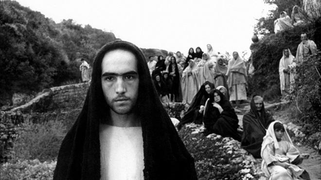 Il Vangelo secondo Matteo, di Pier Paolo Pasolini, 1964.