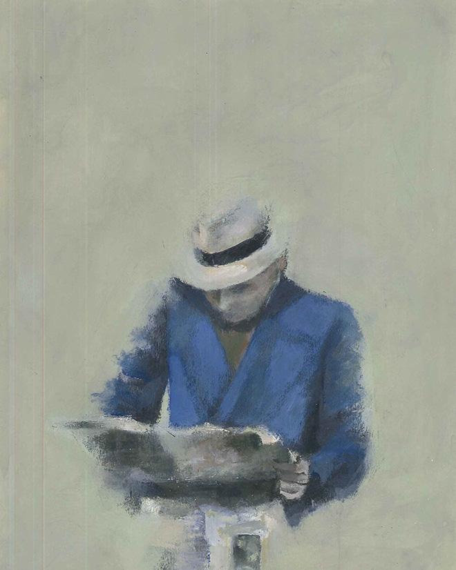 Paul de Flers - Senza titolo - 21x29 cm