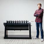 The Gun Music Box – Make music not war