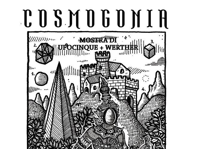 Werther e Ufocinque – Cosmogonia