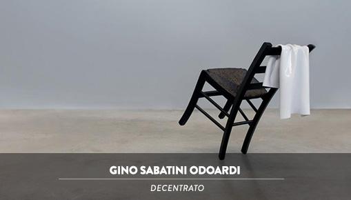 Gino Sabatini Odoardi - decentrato