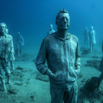 Jason deCaires Taylor – Nuove sculture subacquee