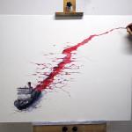 Pejac – L'arte che critica il sistema