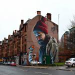 Smug – Photorealistic Mural