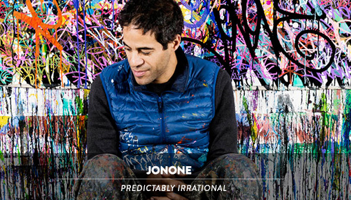 JonOne - Predictably irrational