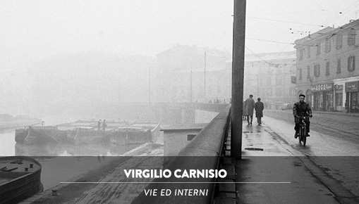 Virgilio Carnisio - Vie ed Interni