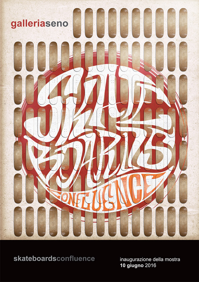 Skateboards Confluence - Galleria Seno