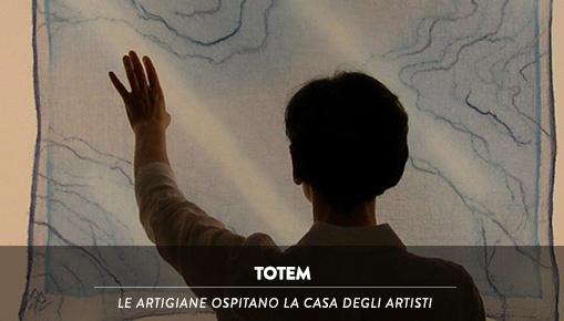 TOTEM – Le Artigiane ospitano la Casa degli Artisti di Sant'Anna del Furlo