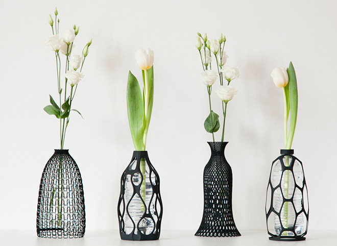 Libero Rutilo – 3D Printed vases collection