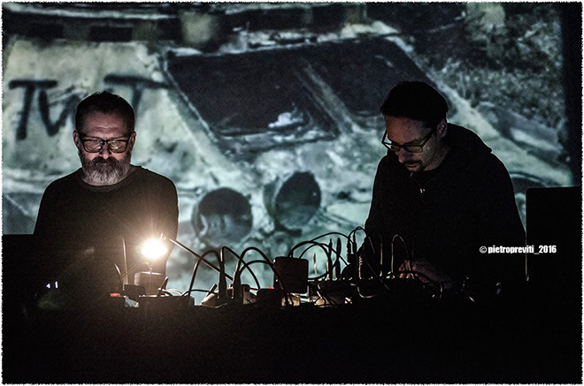 Cristiano Deison + Gianluca Favaron, Napoli - photo credit: Pietro Previti, 2016