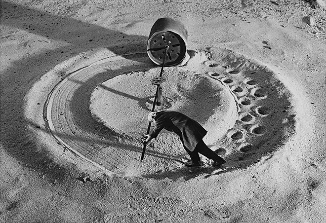 Gilbert Garcin - Le moulin de l'oubli