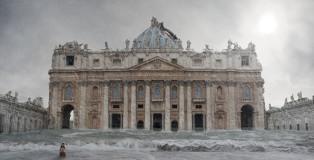 Eduardo Fiorito - Children in time, Basilica di San Pietro, Roma