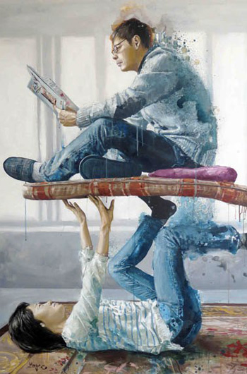 ©Fintan Magee - The Student, 2016