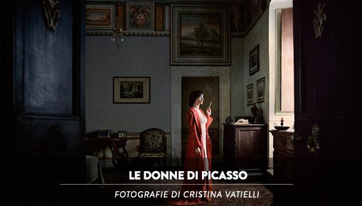 Cristina Vatielli - Le Donne di Picasso