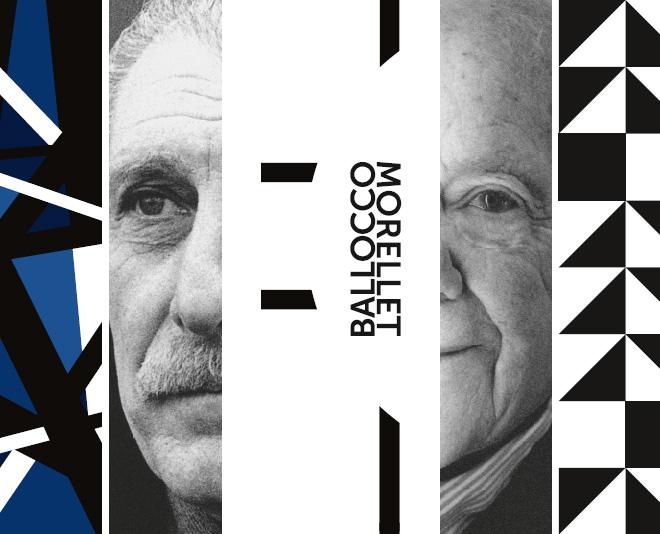 Sguardi Paralleli - Mario Ballocco, François Morellet